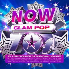 Now Glam Pop 70S CD4