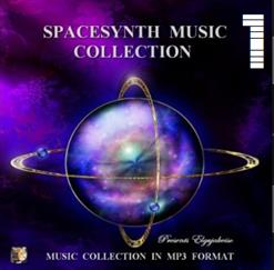 Spacesynth Music Collection (Presents Elgujakviso) #1